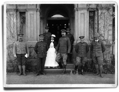 Lord Kitchener's visit to Pretoria 1902