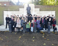 KSA Remembrance Sunday 2013